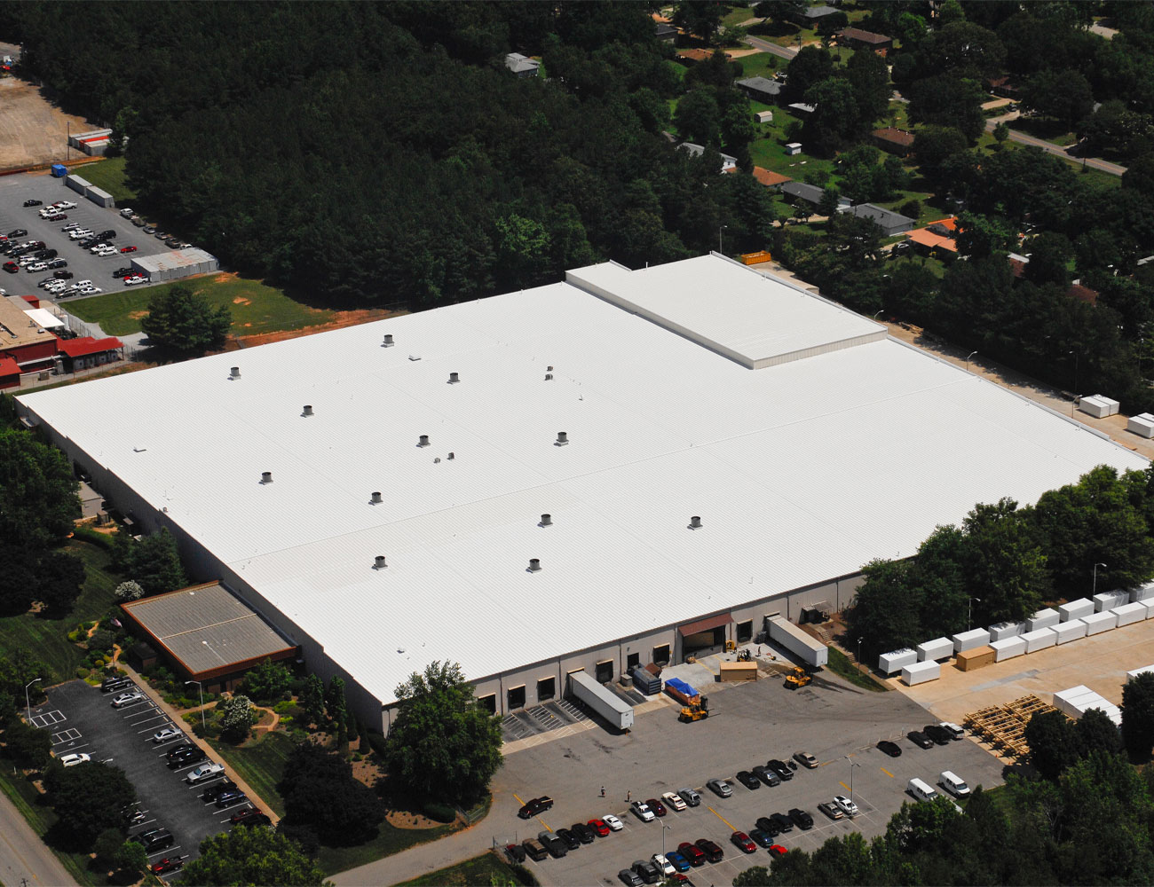 Weathercoat Commercial Roofing